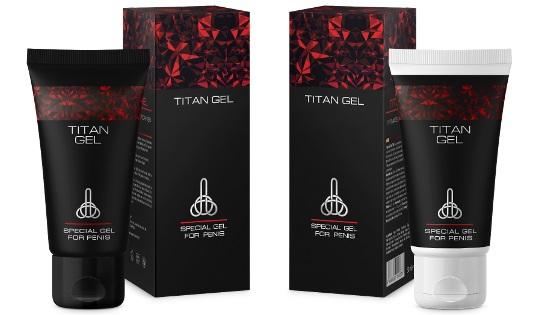 Titan gel preț